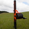 Rural electric fences