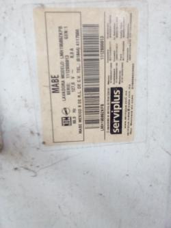 imagen adjunta de Código de error l-d  de mi lavadora Mabe modelo lmh19589zkpb ayuda..