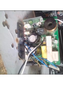 """imagen adjunta de Bafle """"15"""" RCA voltaje en salida de bocina"""