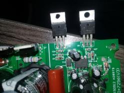 imagen adjunta de amplificador de qmc600 no enciende