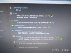 imagen adjunta de Error en medicion de temperatura de la BIOS ?