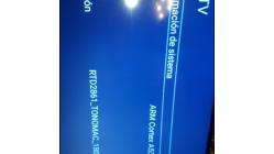 imagen adjunta de Tonomac to 5518 - no reconoce la red