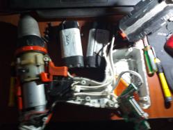 imagen adjunta de atornillador black & decker modelo VPX1212 14 volt