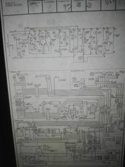 imagen adjunta de Falla tarjeta defrost modelo 2525.a. nevera amana modelo srd27s2e