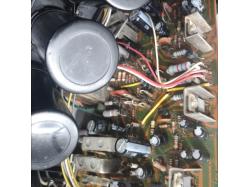 imagen adjunta de Ruido a fritura y caída de voltaje en fuente regulada en Sansui AU 717