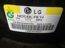 imagen adjunta de Refrigerador LG GR-532TF EXPRESS COOL SIN RELAY DE ARRANQUE
