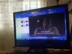 """imagen adjunta de Monitor asus 24"""" led con problemas"""