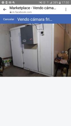 imagen adjunta de Desmontar camara frigorifica