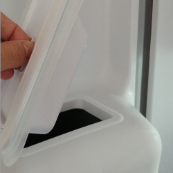 imagen adjunta de Refrigerador Daewoo FRN-SM20DVSI no fabrica hielo