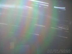 imagen adjunta de tv trc cirbelux prende y se como un arcoiris