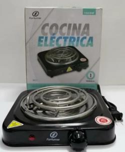 imagen adjunta de Rendimiento y vida util de cocina eléctrica de 1000 w y 110/120 v 60 h