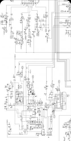 imagen adjunta de Noblex 29TC680U chasis LB6AMAINPWB, problema con el Vertical