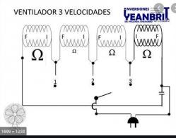 imagen adjunta de Solicito diagrama de ventiador tres velocidades