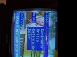 imagen adjunta de TV Samsung CN-5085VB `Tiembla` osd