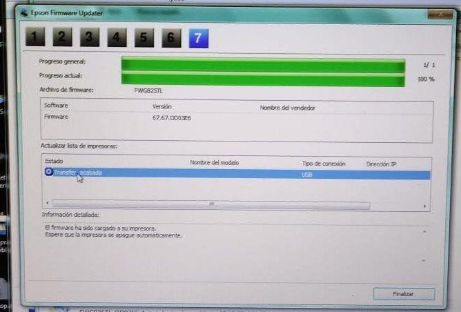 descargar downgrade firmware epson xp 201